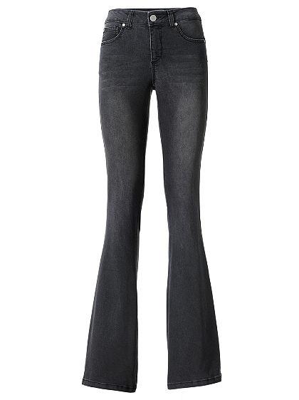 Džínsy rozšíreného strihu