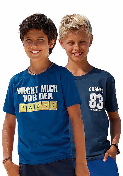 kidsworld Tričko (2 ks), pre chlapcov