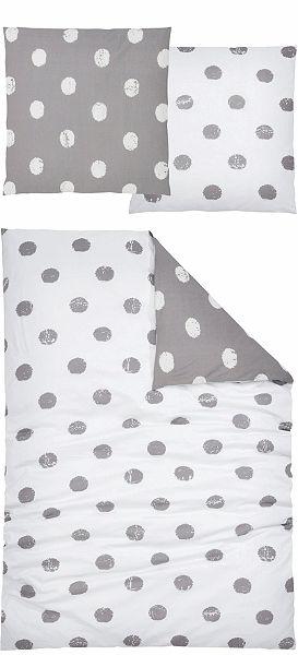Ložní prádlo, Home affaire Collection, »Perie« s puntíky