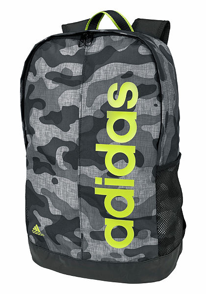 adidas Performance LINEAR PERFORMANCE GRAPHIC BACKPACK hátizsák