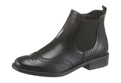 Tamaris obuv Chelsea