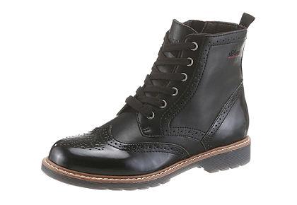 s.Oliver RED LABEL šnurovacie topánky