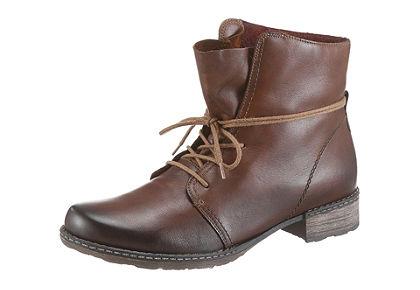 Remonte šněrovací kotníčková obuv