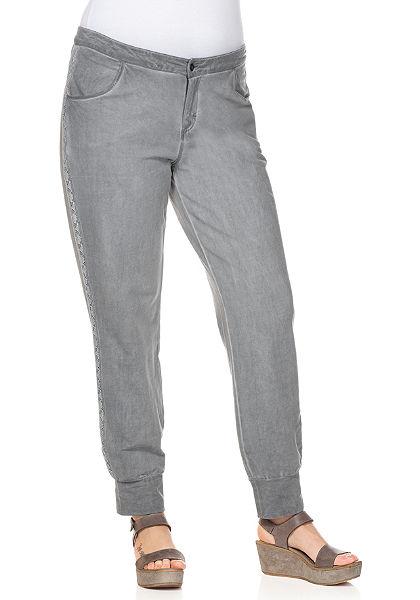 sheego Style pamut nadrág