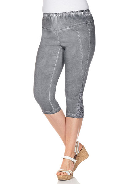 sheego Style belebújós nadrág