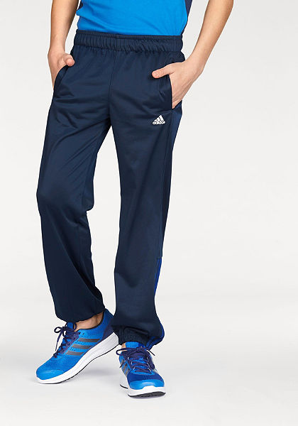 adidas Performance ESSENTIALS MID 3 STRIPES PES PANT tréningnadrág