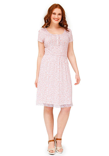 sheego Trend dzsörzé ruha