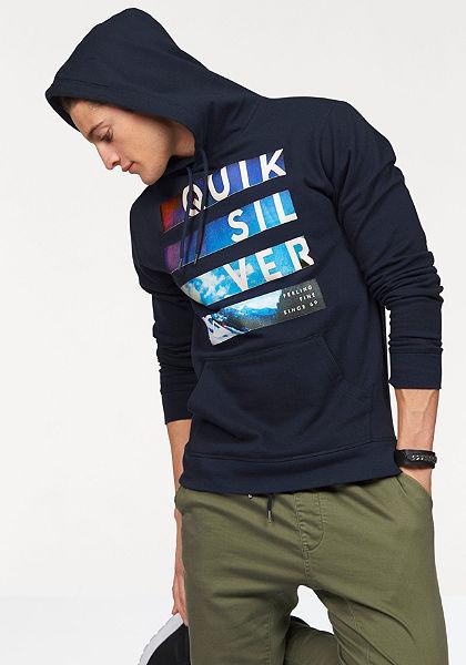 Quiksilver Mikina s kapucňou