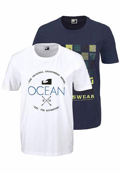 Ocean Sportswear Tričko (2 ks)