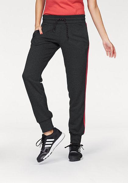 adidas Performance ESSENTIALS 3S PANT jógové nohavice