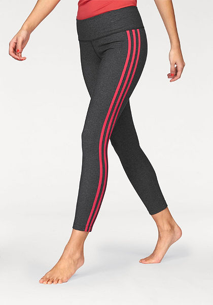adidas Performance ESSENTIALS 3S TIGHT funkcionális legging