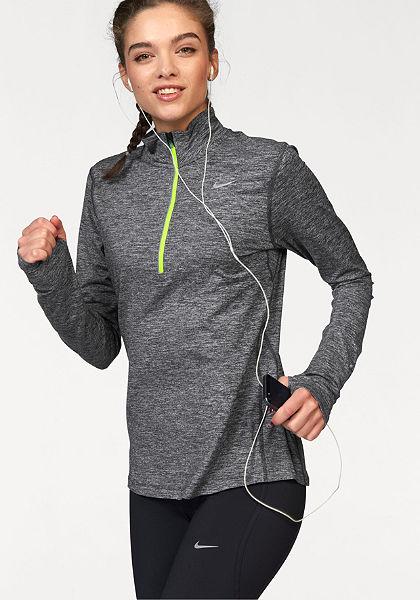 Nike Běžecké tirčko »ELEMENT HALF ZIP«