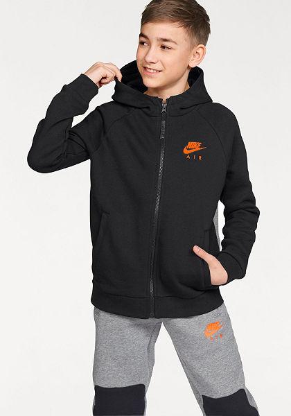 Nike Mikina s kapucňou »NSW HOODY FULLZIP NIKE AIR«