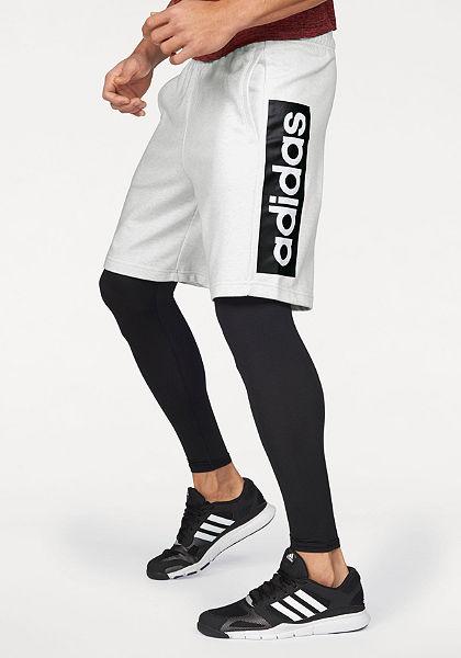 adidas Performance ESSENTIALS LINEAR SHORT Šortky