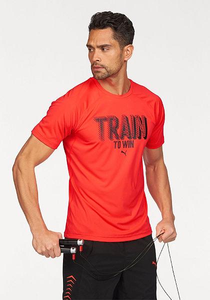 Puma Športové tričko »Seasonal Graphic Tee«