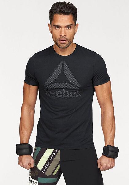 Reebok »Workout Ready Big Logo Supremium Tee« póló