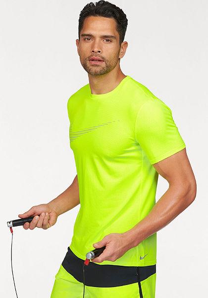 Nike futópóló »DRY CONTOUR TOP SS GPX«