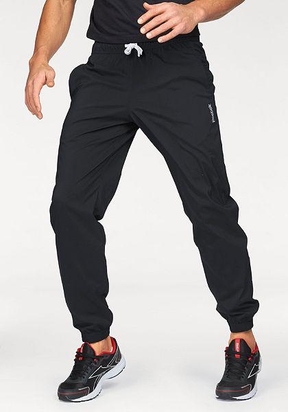 Reebok sportovní kalhoty »Elements Woven Cuffed Pant«