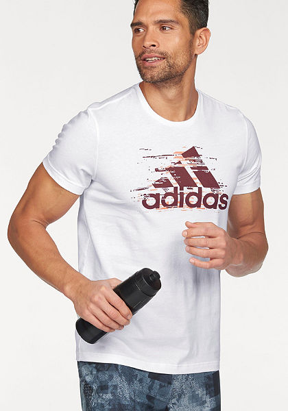 adidas Performance póló »ESSENTIALS LOGO TEE«