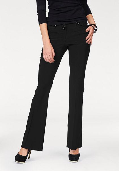 Strečové kalhoty, melrose