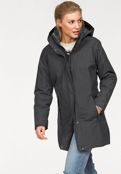 Jack Wolfskin Nepromokavý sportovní kabát »5TH AVENUE COAT«