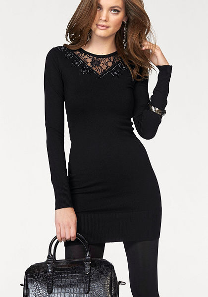 Melrose Pletené šaty