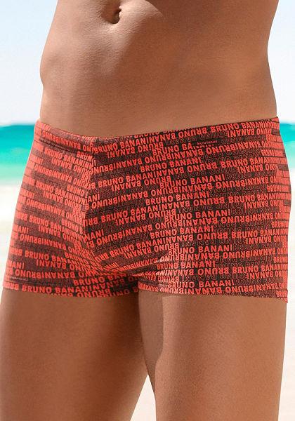Plavkové boxerky, Bruno Banani