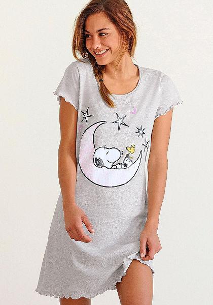 Noční košile, Peanuts