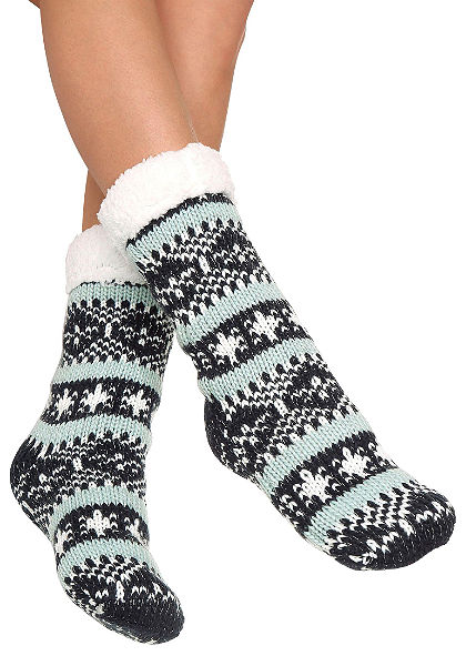 Arizona Pletené ponožky