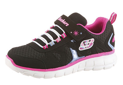 Skechers Šnurovacie topánky »Vim - Brite Love«