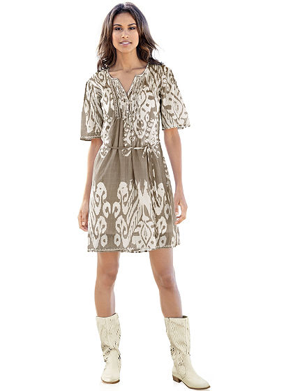 Ingblúz fazonú ruha