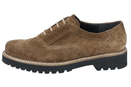 Šněrovací obuv od GABOR