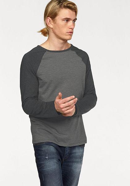 John Devin Tričko s dlhým rukávom