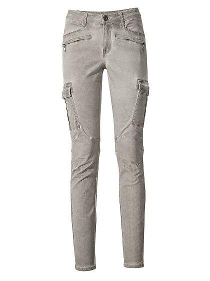 Cargo kalhoty
