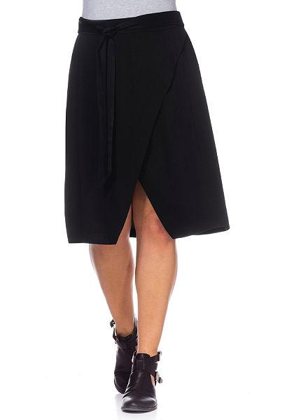 sheego Trend Zavinovací sukně