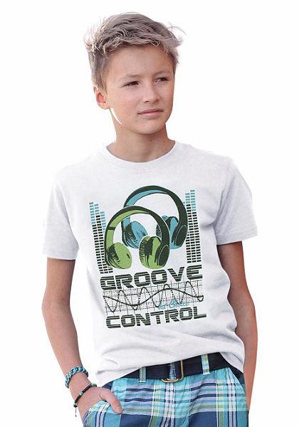 CFL fiú póló