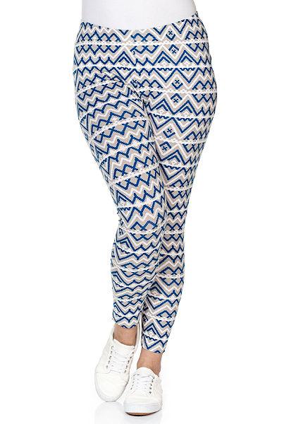 sheego Casual 7/8-os leggings