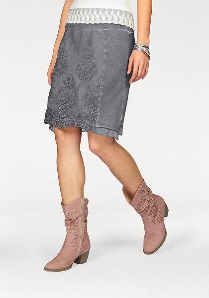 Boysen's Žerzejová sukně