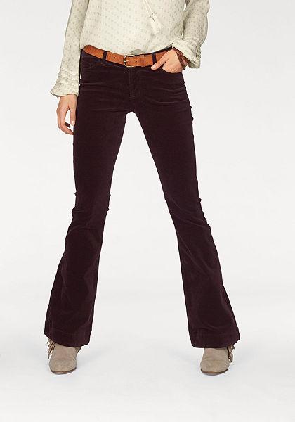 AJC Zamatové nohavice