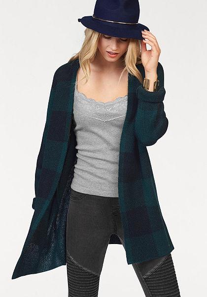 AJC Dlouhý pletený svetr
