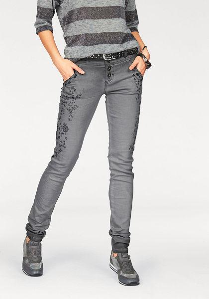 Boysen's Trubkové kalhoty