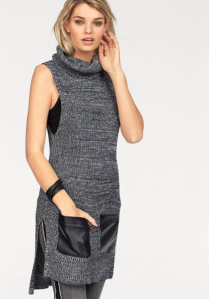 Laura Scott hosszú ujjatlan pulóver