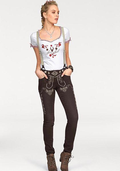 Arizona džínsy na traky