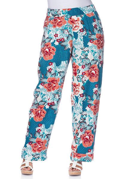 sheego Trend Turecké kalhoty