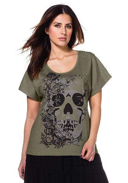 sheego Trend póló szegecses betéttel