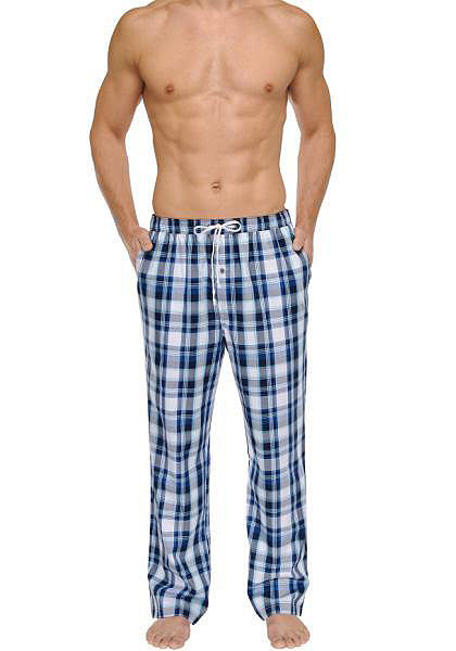 Schiesser, kockás pizsama nadrág