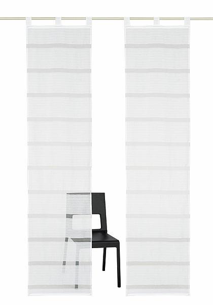 Panelový záves, my home »Simla« (2 ks s príslušenstvom)