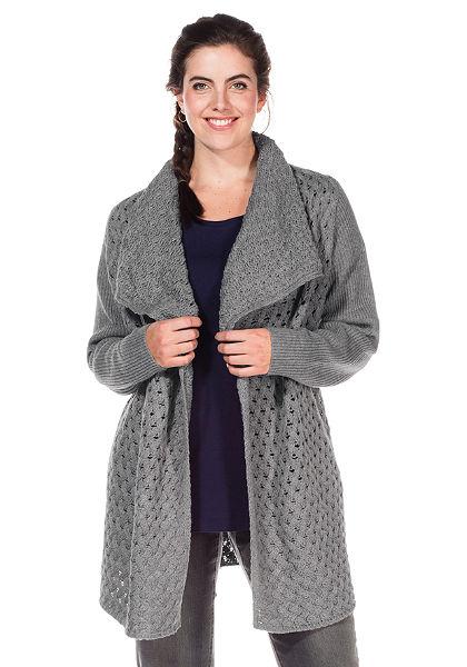 Pletený sveter, sheego Casual