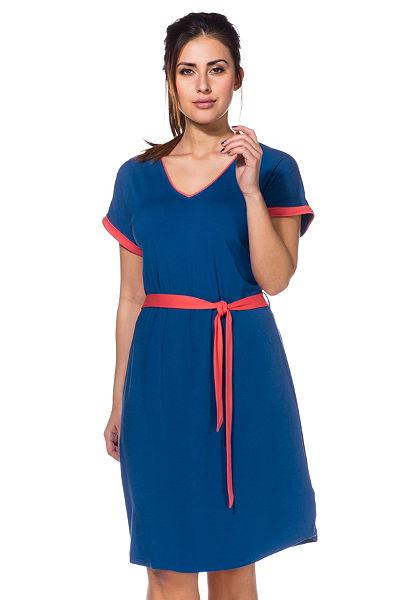 sheego Trend Bavlněné šaty