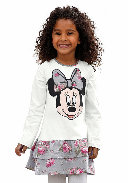 Disney Šaty s volánkem